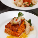 130x130 sq 1392420309045 seared salmon small plat