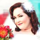 130x130 sq 1490043073943 vintage bridal wedding hair ideas 1