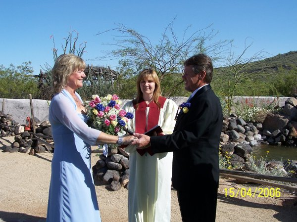 photo 7 of AZ Ceremonies Your Way