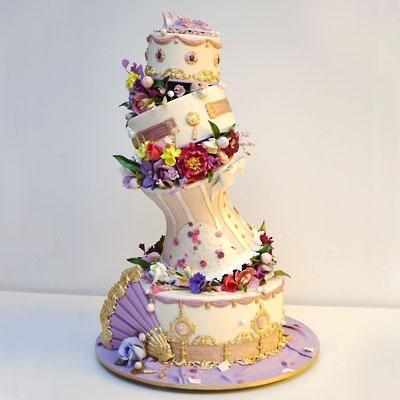 Ron Ben-Israel Cakes - New York, NY Wedding Cake
