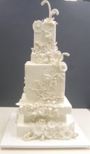 Colettes Cakes Wedding Cake New York