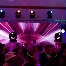 220x220 sq 1485895016032 dj lighting and led video wall for a corporate eve