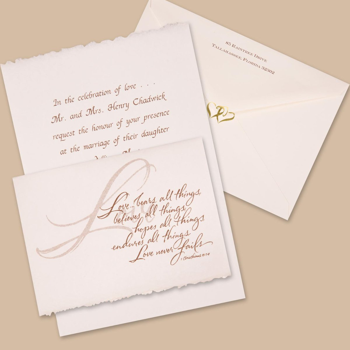 christian wedding invitation wordings for friends wedding invitations in spanish just believe wedding invitations a french fold of white deckle edge