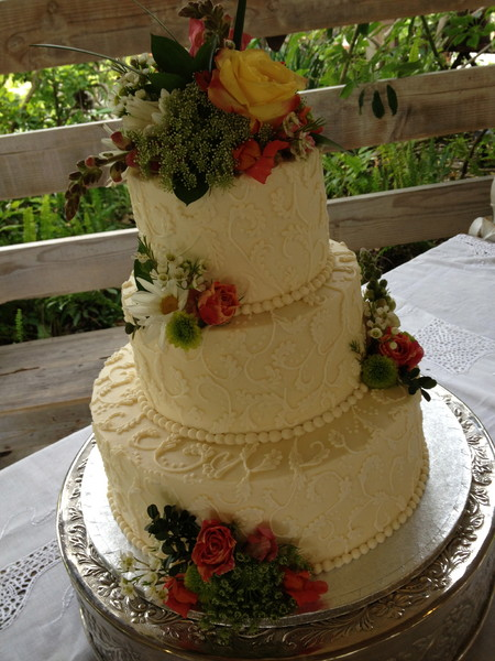 wedding cakes in san diego cakes escondido and san diego ca wedding cake 24775