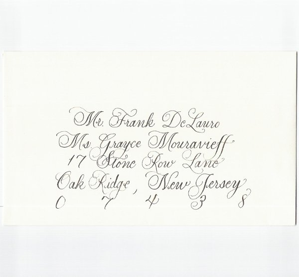 photo 23 of Calligraphy by Jennifer Taylor