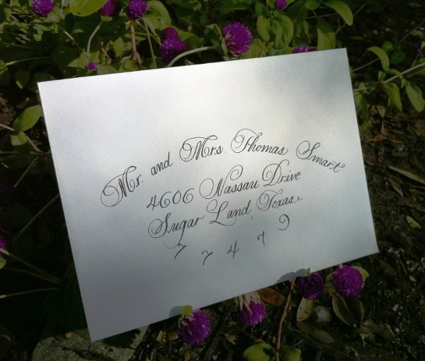 photo 3 of Calligraphy by Jennifer Taylor