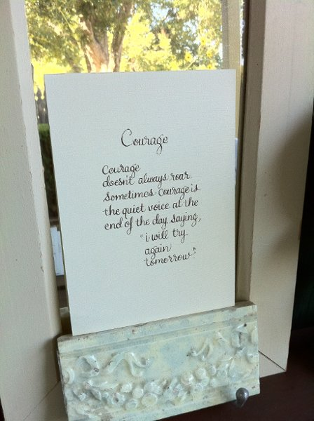 photo 2 of Calligraphy by Jennifer Taylor