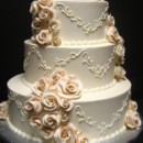 130x130 sq 1392754200496 sacramento wedding cakes