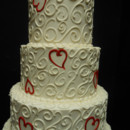 130x130 sq 1392755814401 tiered wedding cakes