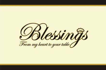 Blessings From My Heart To Your Table