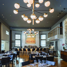 220x220 sq 1525200175 fcf885c545e56fcf parsip dining room daytime rev