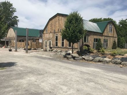 Mayer's Lake Ontario Winery/Estate Barn