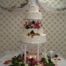 130x130 sq 1243902140179 weddingcakeflowers
