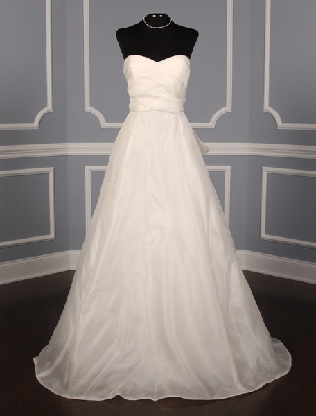 1503523701600 Monique Lhuillier Ribbon Wedding Dress  wedding dress
