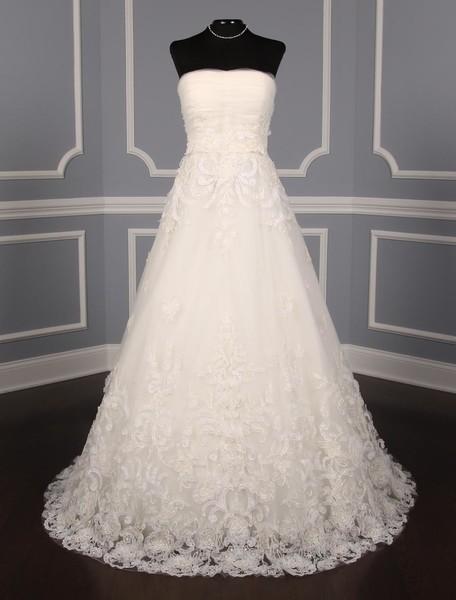 1503524040427 P 99832 Oscardelarentaaline55e07disocuntdesignerwe  wedding dress