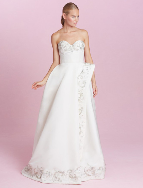1503587880631 P 98603 Oscardelarentadisocuntweddingdresses  wedding dress