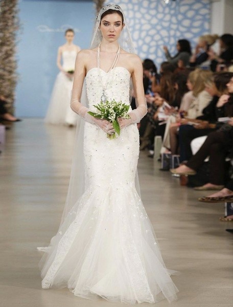 1503587983926 Oscar De La Renta Alexa 55e05 Wedding Dress  wedding dress