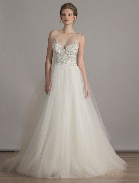 1503605034071 Liancarlo 6828 Wedding Dress  wedding dress