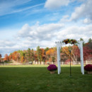 130x130 sq 1416426529248 outdoor fall ceremony arch
