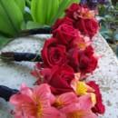 130x130 sq 1379433813520 classy red roses  alstromeria