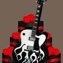 130x130 sq 1246839324707 cakeboxguitar1
