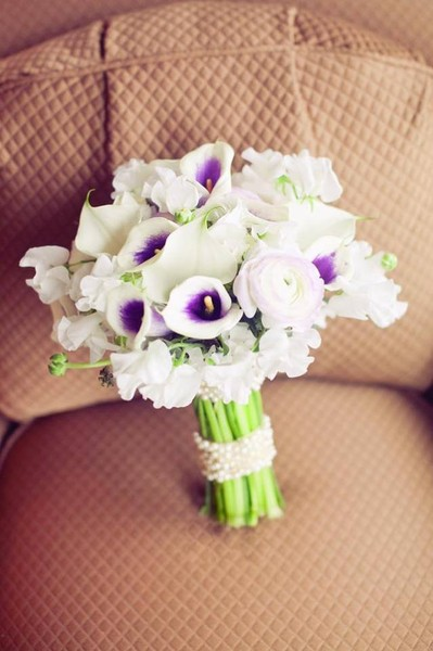 1453223799555 Picasso Calla And Sweet Pea Toms River wedding florist