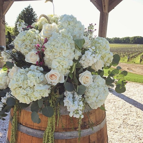 1453224557453 Vinyard Ceremony Toms River wedding florist