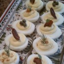 130x130 sq 1369974561782 deviled eggs 1