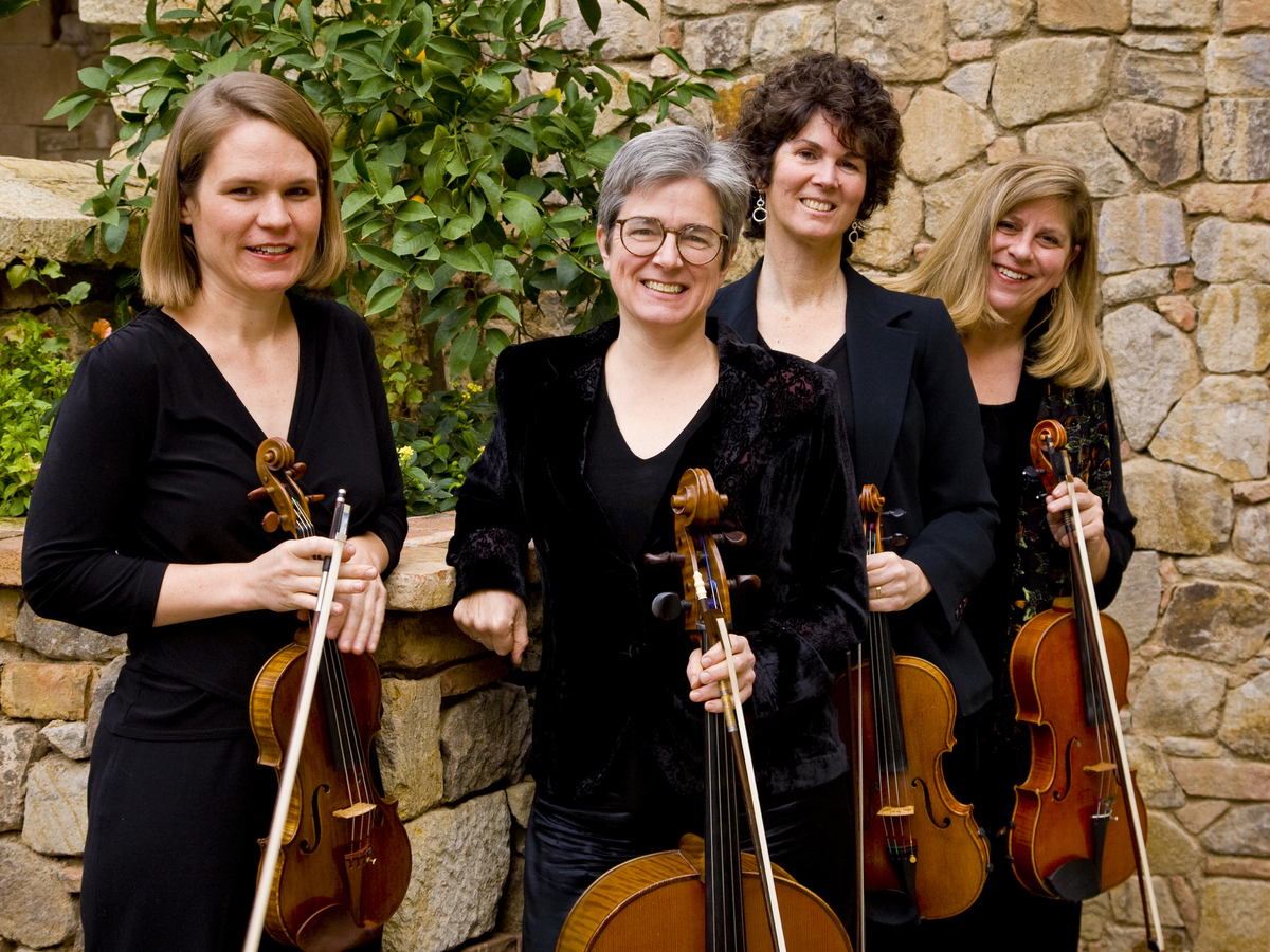 Eloquence String Quartet And Trio Of Napa Valley