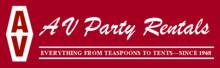 220x220 1377100209999 a v party rentals