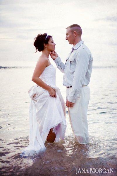 creations by chris boise id wedding dress