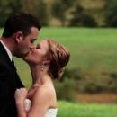 130x130 sq 1420607745029 cyndi  justin kissing on barn