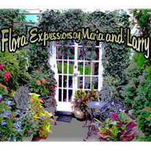 Floral Expressions by Maria & Larry
