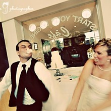 220x220 sq 1255742957861 crystalgenescharlottencweddingphotographer05260906272a
