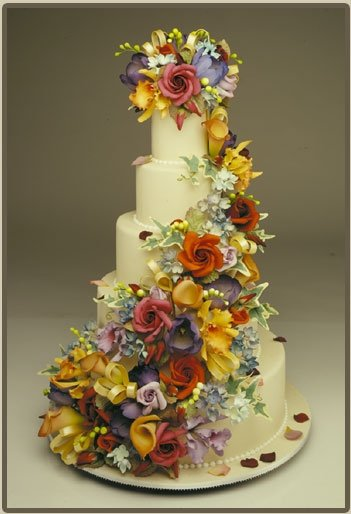 photo 1 of Ginette's Cakes&Floral Services