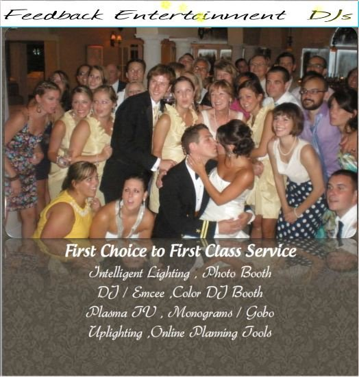 photo 64 of Feedback Entertainment DJs & Events Co