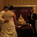 130x130 sq 1427481272166 vinnie conducts cake cutting at bedure  jesses wed