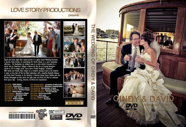 1459998874961 Dvd Cover Cindy Pasadena wedding videography