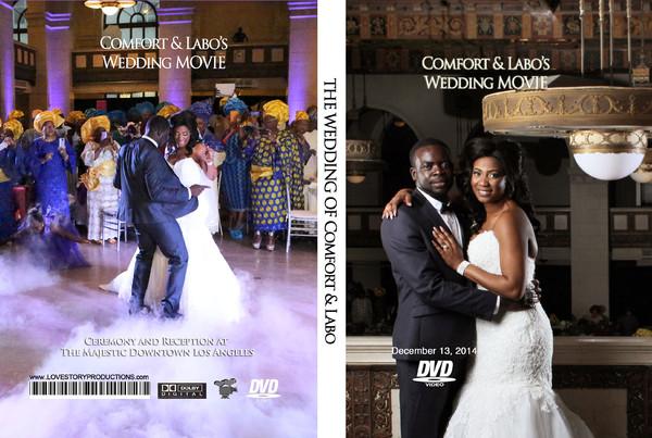 1459998916940 Comfort Dvd Cover Pasadena wedding videography