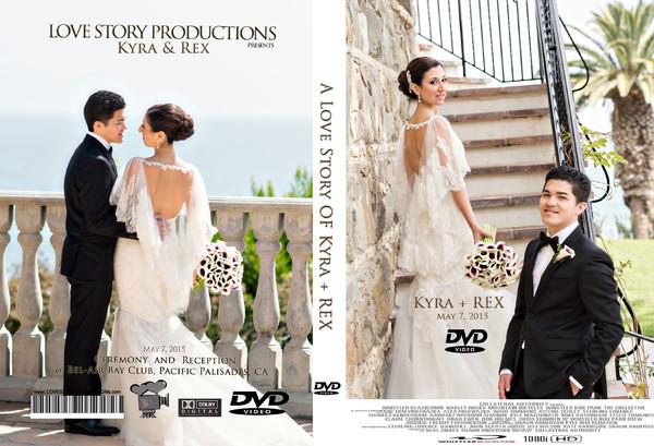 1459999296642 Kyrarex Dvd Cover Pasadena wedding videography