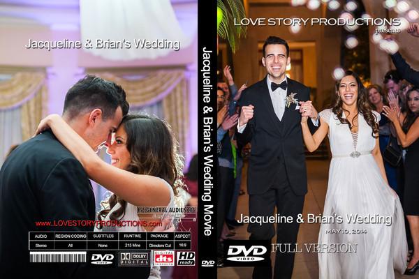 1459999318907 Jacki  Brain Dvd Cover Pasadena wedding videography