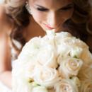 130x130 sq 1403289858221 bride white bouquet