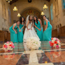130x130 sq 1403289884012 bride with bridesmaids