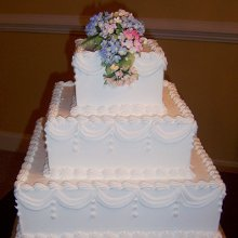 220x220 sq 1354298229665 3tierweddingcakewithflowersedited