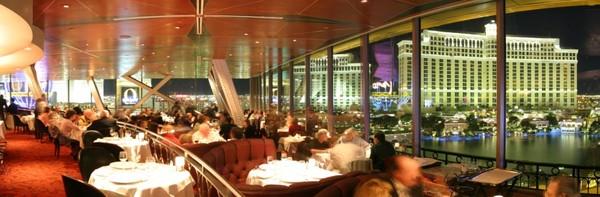 eiffel tower restaurant reviews las vegas venue