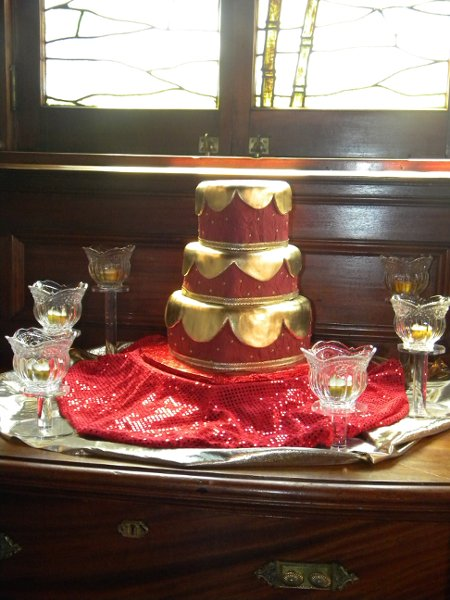photo 22 of Mary Poppins Cake Factory & Chocolate Fountain Rental