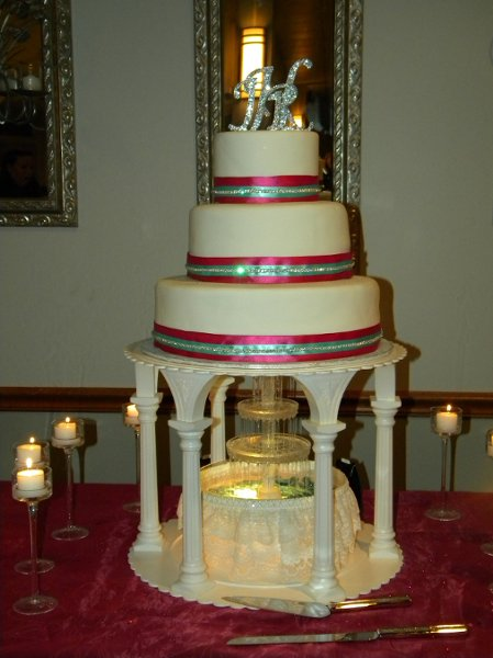photo 3 of Mary Poppins Cake Factory & Chocolate Fountain Rental