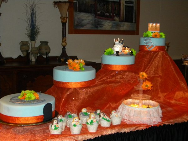 photo 34 of Mary Poppins Cake Factory & Chocolate Fountain Rental