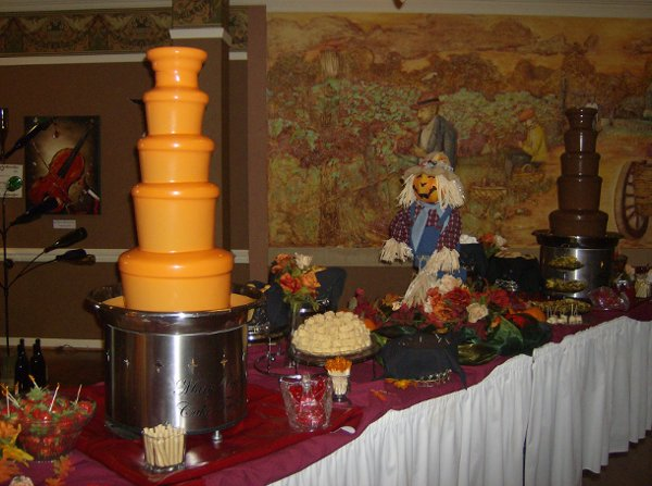 photo 46 of Mary Poppins Cake Factory & Chocolate Fountain Rental