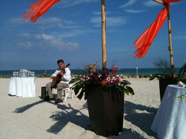 photo 8 of Miami Wedding Guitarist & Bands